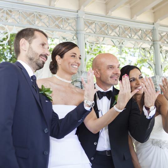 Sposarsi a Central Park