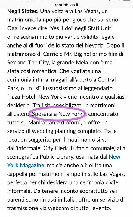 Sposarsi a New York La Repubblica.jpg