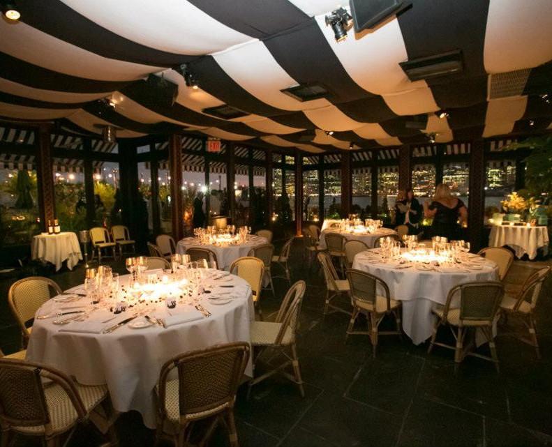 Sposarsi a New York al RIver Cafe'