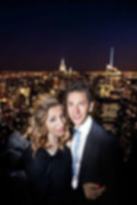 Sposarsi a New York, sposi sull'Empire State Building