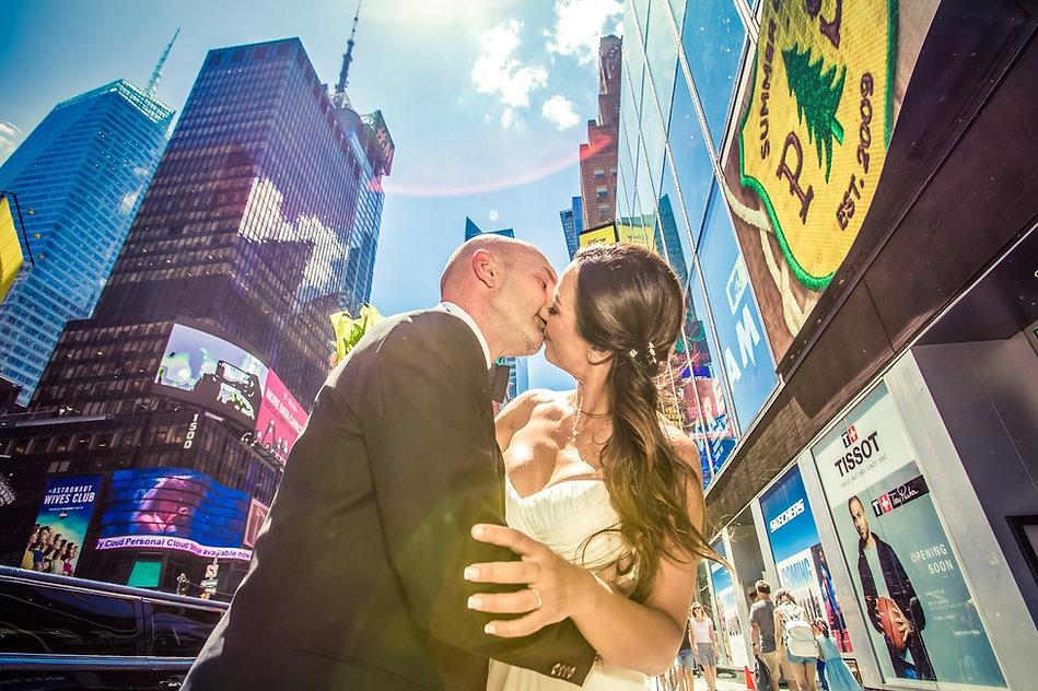 Sposarsi a New York - Times Square