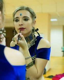 Costume & makeup Workshop