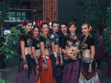 Вечеринка студии Iris Tribe