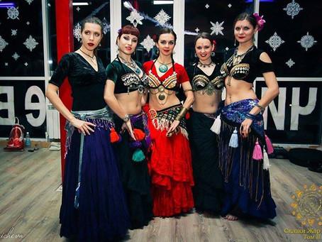 Выступление на фестивале Сказки Жар-Цвета - Том II в Ростове-на-Дону!