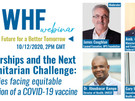 GHAEA & WHF Webinar discuss equitable distribution COVID-19 challenges