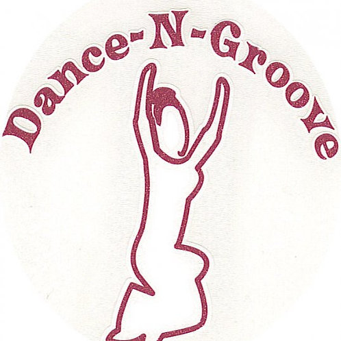 copy of Dance-N-Groove Gift Certificates