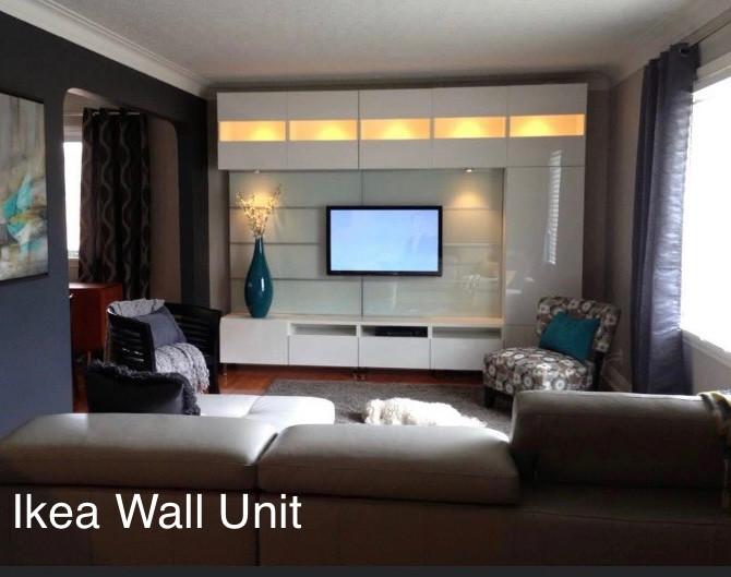 Ikea Wall Unit