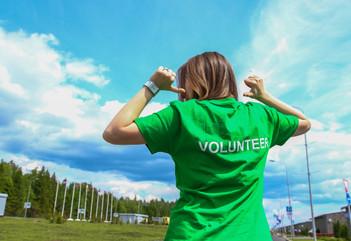 Более 150 волонтеров будут задействованы на чемпионате России по легкой атлетике