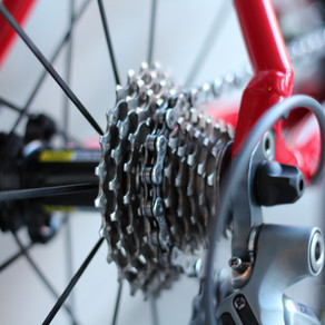 Changing Gears on Ft. Island Trail Bike Path