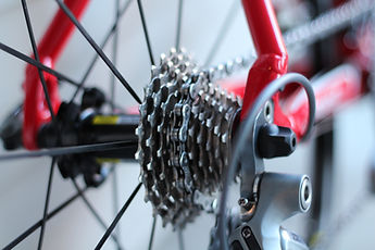 Bike gears photo