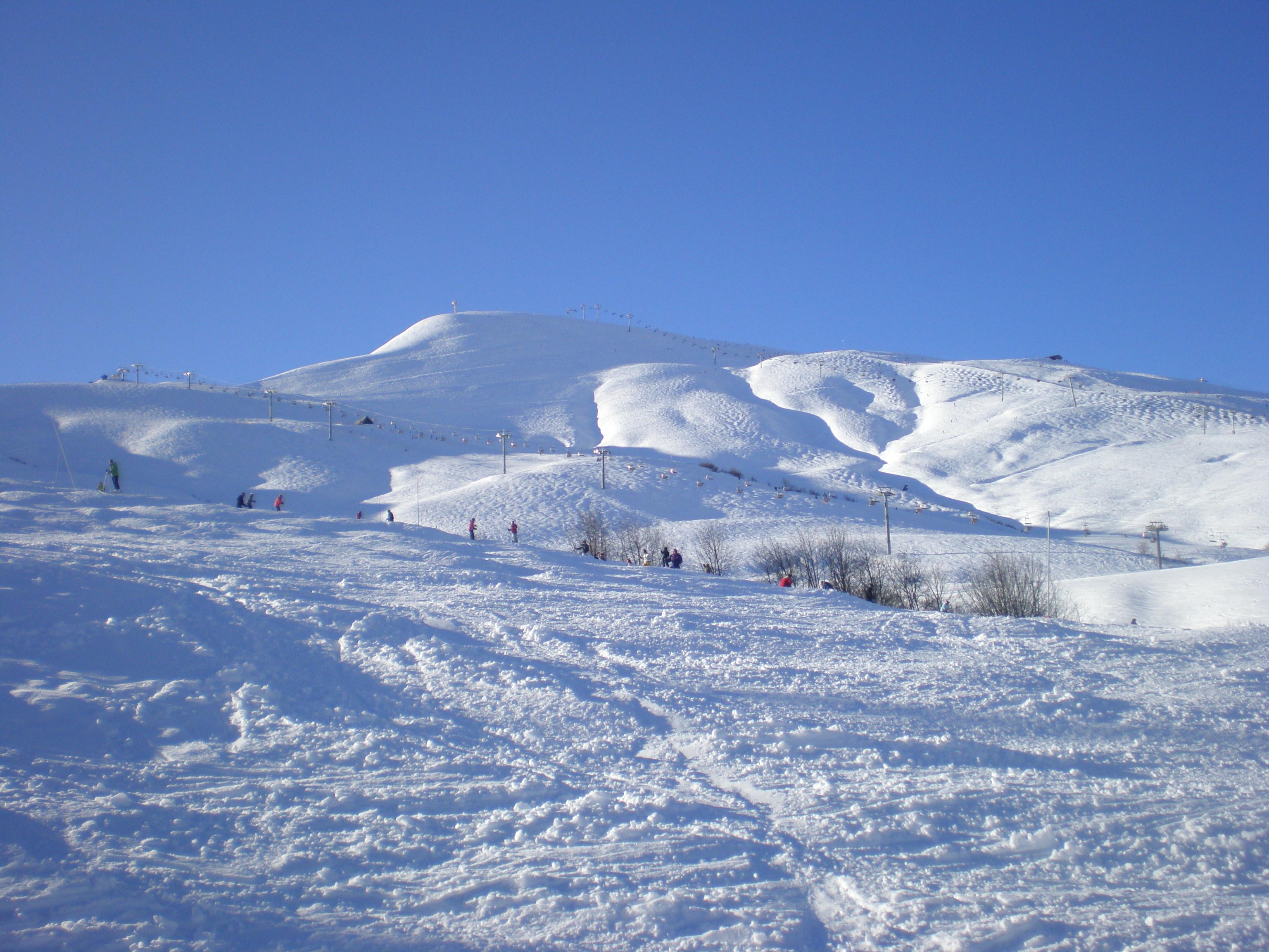 Ski Corbier Sybelles