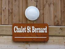Location appartement dans le chalet St-Bernard