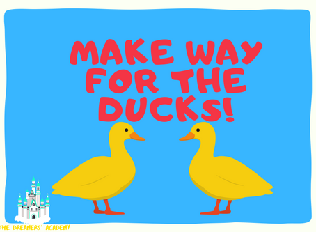 Travel Tuesday! Make Way for the Ducks!