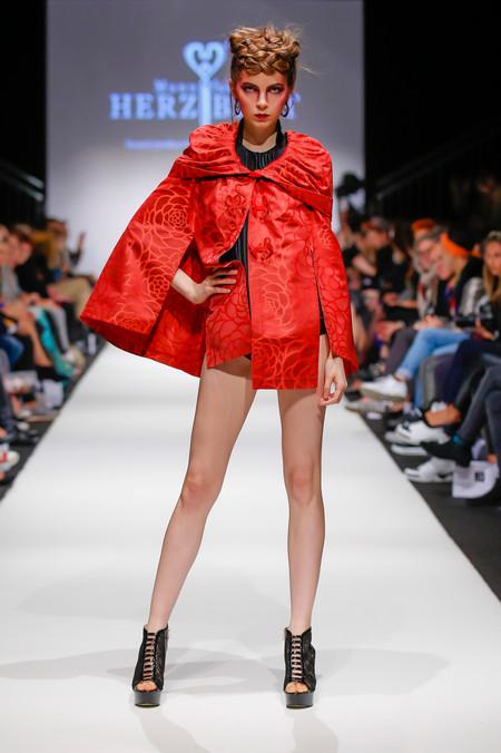 Catwalk Bild MQ Vienna Fashion Week