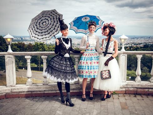Fashion Show Bild Susanne Bisovsky