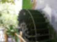 moulin de rotrou près du camping de vaas