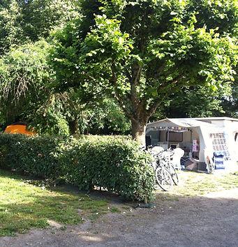 camping de vaas