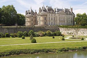 château du lude près du camping de vaas