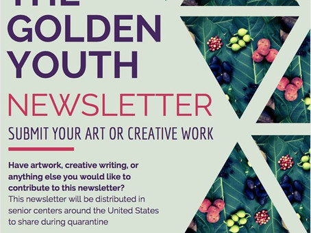 The Golden Youth Newsletter