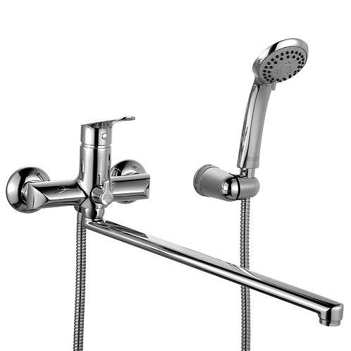 IDDIS. Смеситель для ванны с длинным изливом Custo