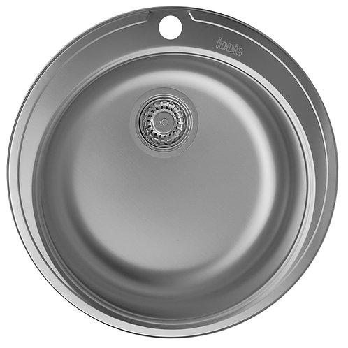 IDDIS. Мойка для кухни Focus 51 см