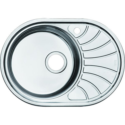 IDDIS. Мойка для кухни Suno 65 см