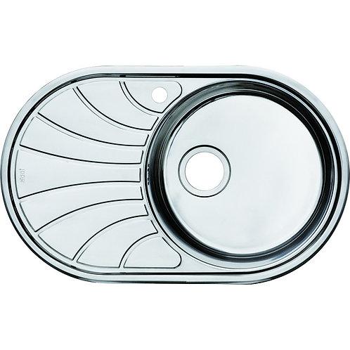 IDDIS. Мойка для кухни Suno 77 см
