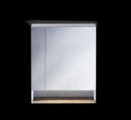 IDDIS. Шкаф-зеркалo 70 см Carlow