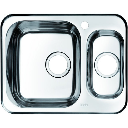 IDDIS. Мойка для кухни Strit 60,5 см