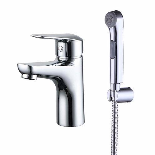 IDDIS. Смеситель для умывальника с гигиеническим душем Torr