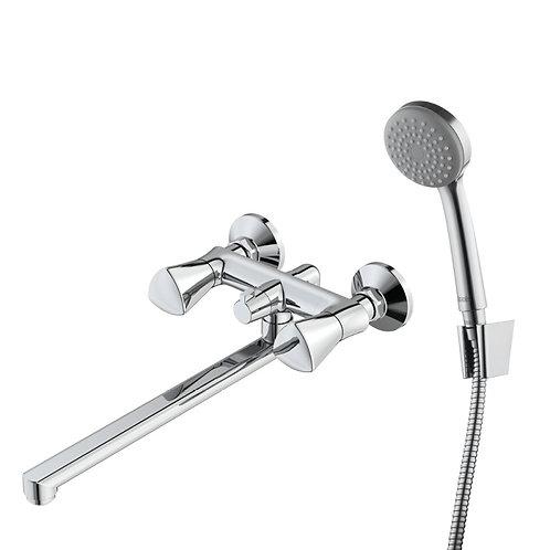 IDDIS. Смеситель для ванны с длинным изливом Bounce