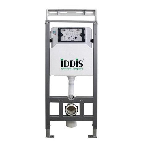 IDDIS. Универсальная рамная инсталляция для подвесного унитаза Unifix