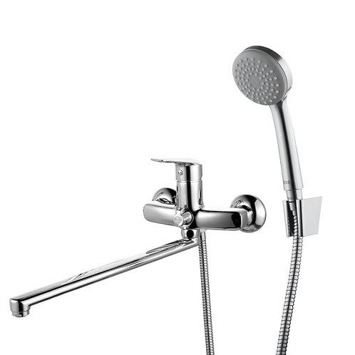 IDDIS. Смеситель для ванны с длинным изливом Torr