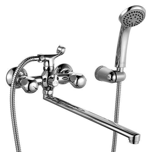 IDDIS. Смеситель для ванны с длинным изливом Classic Plus