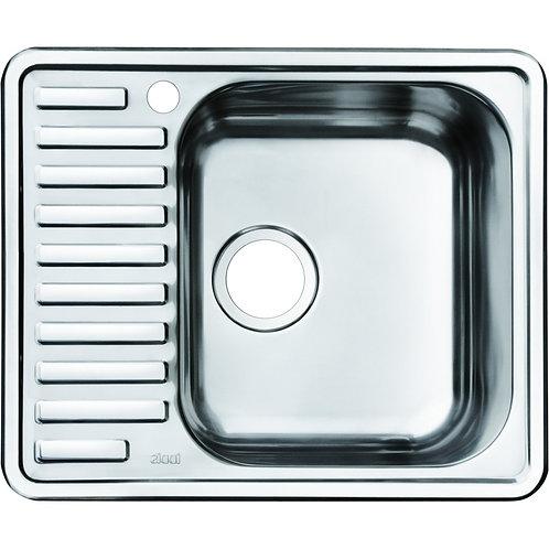 IDDIS. Мойка для кухни Strit 58,5 см