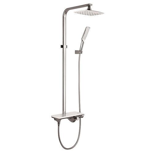 IDDIS. Смеситель для ванны с верхним душем Alps