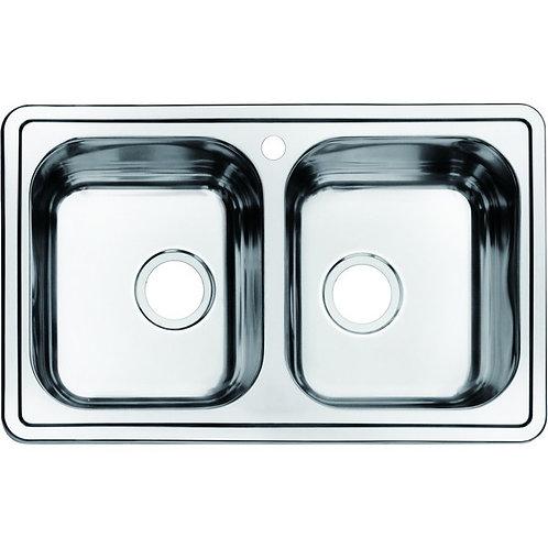IDDIS. Мойка для кухни Strit 78 см