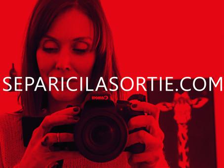 Ouverture du site separicilasortie.com