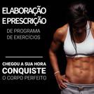 ELABORAÇÃO DE PROGRAMA DE EXERCICIOS