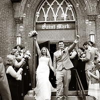 Married Couple Happy at St. Mark in Peoria