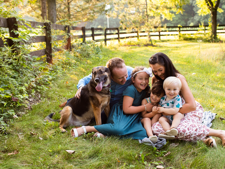 The S Family // Summer Photo Session // Peoria, Illinois // Jacklyn Byrd Photography