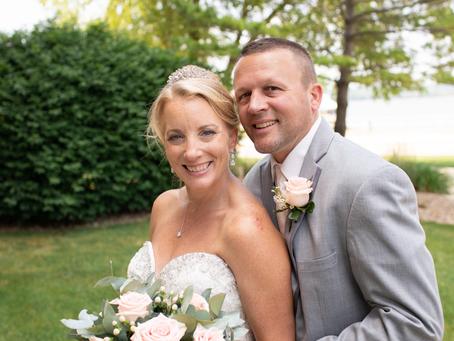 Kelly + Ryan Wedding // Par-A-Dice Hotel East Peoria, Illinois // Jacklyn Byrd Photography