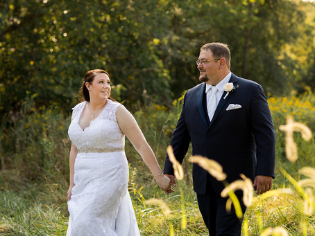 Abingdon Wedding // Kalyn + Kyle // Fall Wedding // Jacklyn Byrd Photography