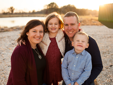 Freeman Family // Jacklyn Byrd Photography
