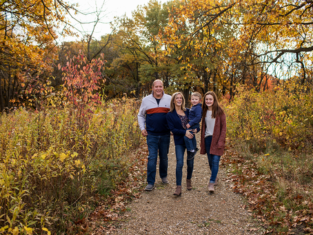 The A Family // Fall 2020 Session // Jacklyn Byrd Photography