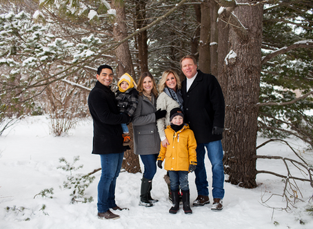 Snow Family Lifestyle session // Peoria, Illinois // Jacklyn Byrd Photography