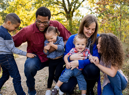 The F Family // Fall 2020 Session // Jacklyn Byrd Photography