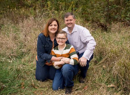The J Family // Fall 2020 Session // Jacklyn Byrd Photography