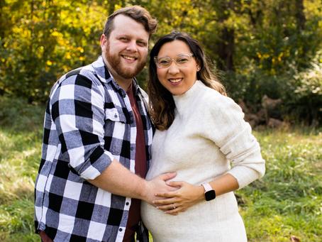 Maternity Session // Andrea + Mark // Jacklyn Byrd Photography