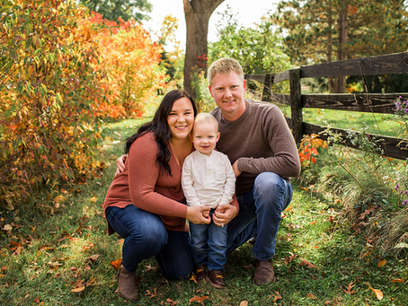 The T Family // Fall 2020 Session // Jacklyn Byrd Photography